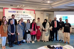A Citizens Dialogue on 25-A Right to Education for Sustainable Development