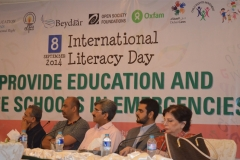 International Literacy Day 2014 Activities - Islamabad