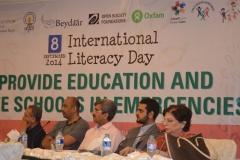 International Literacy Day 2014 Activities - Islamabad