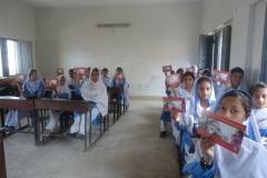 International Literacy Day 2014 Activities - Karachi