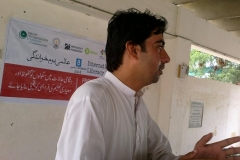 International Literacy Day 2014 Activities - Lasbela Quetta
