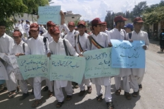 International Literacy Day 2014 Activities - Swat