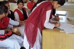 #UpForSchools: Sanjan Nagar Public Education Trust School, Lahore students
