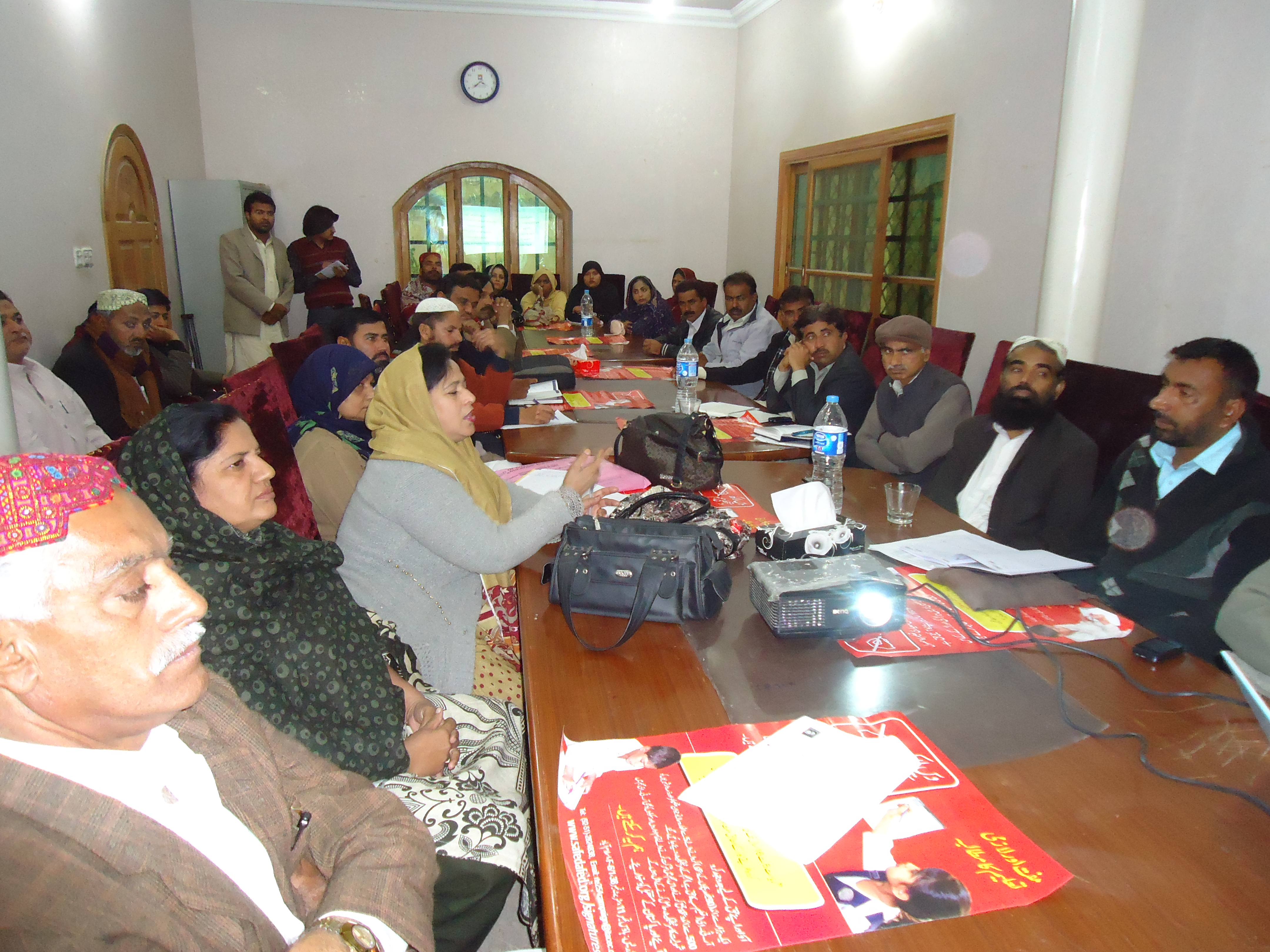 Dialogue Session – Sukkur (17th January, 2013)