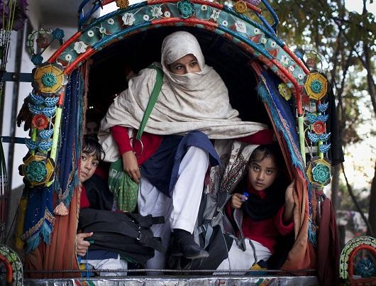 Pakistan Malalas Friends