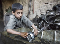Child Labor Down by a Third Since 2000