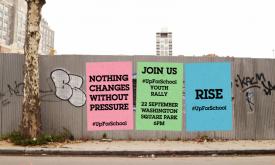 UpForSchool Poster Invite