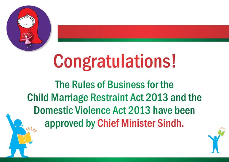 childMarriagerestraintCMSindh