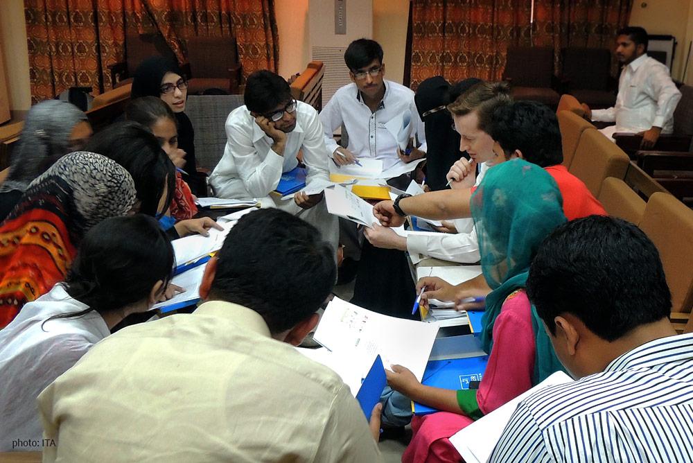 Above and beyond: three consultations from Idara-e-Taleem-o-Aagahi