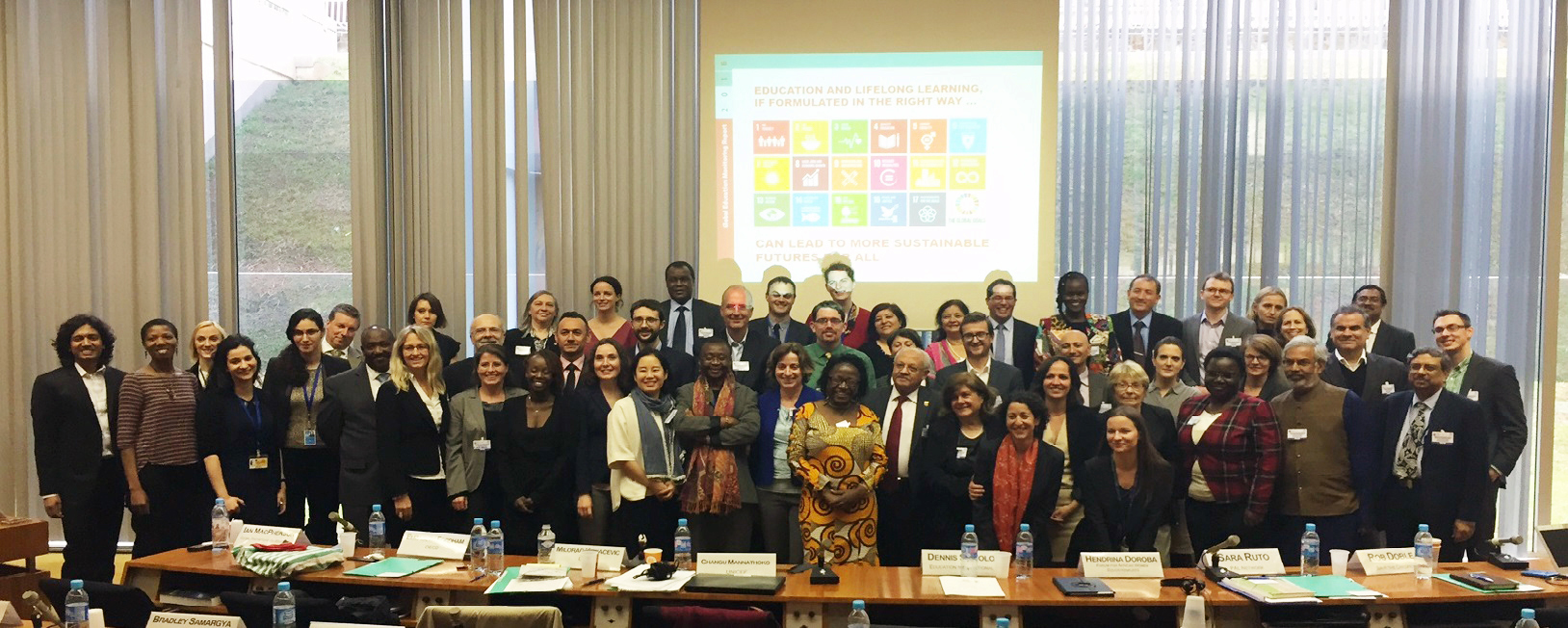 Reflections: The First Global Education Monitoring Report's Advisory Board Meeting