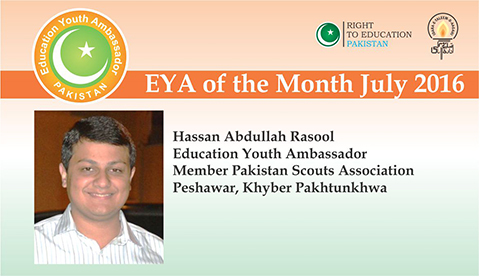EYA of the Month