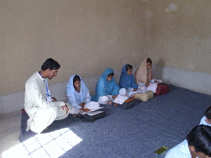 A Restrictive Budget and Education in Pakistan