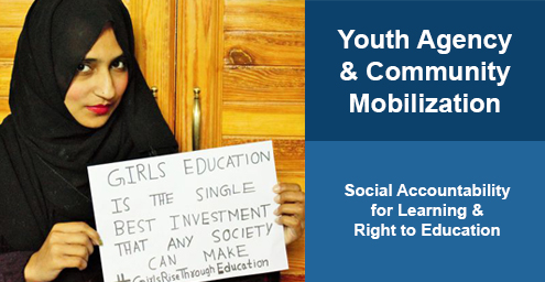 YOUTH AGENCY AND COMMUNITY MOBILIZATION