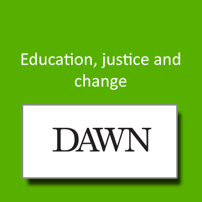 Education, justice and change