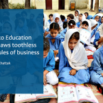 Right to Education (RTE) laws toothless sans rules of business