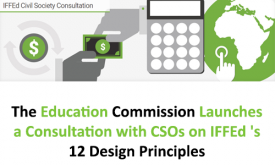 The Education Commission Launches a Consultation with CSOs on IFFEd 's 12 Design Principles