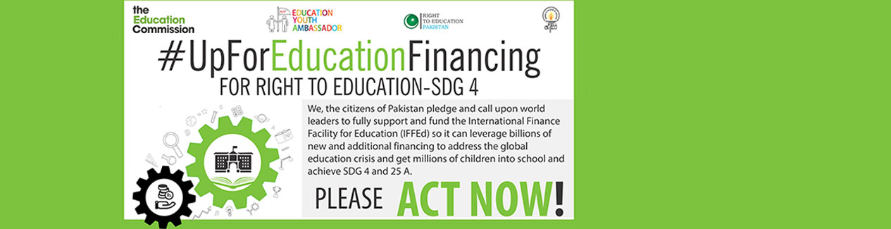 Up For Education Financing