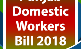 Punjab Domestic Workers Bill 2018