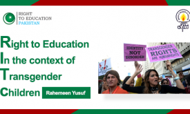 Right to Education in the context of Transgender children